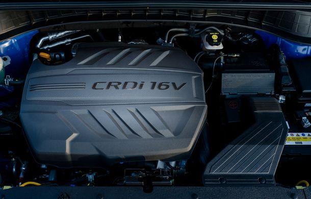 Hyundai Tucson facelift, disponibil și în România: start de la 22.300 de euro. Promoție de lansare de la 17.300 de euro - Poza 20