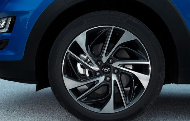 Hyundai Tucson facelift, disponibil și în România: start de la 22.300 de euro. Promoție de lansare de la 17.300 de euro - Poza 13
