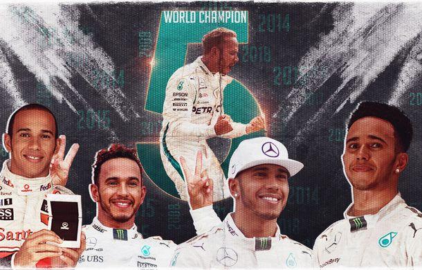 Verstappen a câștigat cursa din Mexic! Hamilton a devenit matematic campion mondial cu două curse înainte de final - Poza 5