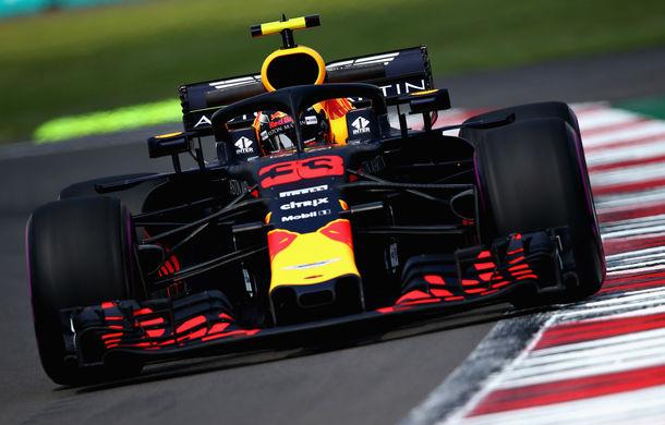 Verstappen a câștigat cursa din Mexic! Hamilton a devenit matematic campion mondial cu două curse înainte de final - Poza 1