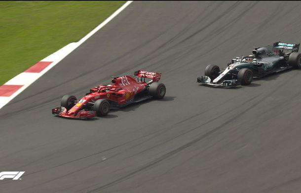 Verstappen a câștigat cursa din Mexic! Hamilton a devenit matematic campion mondial cu două curse înainte de final - Poza 4