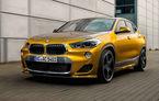 BMW X2 primește modificări din partea tunerului AC Schnitzer: nemții oferă un kit de caroserie și un pachet de performanță