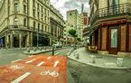 Primăria Capitalei promite 48 de kilometri de piste de biciclete în următorii 3 ani: 4 trasee cu 420 de locuri de parcare