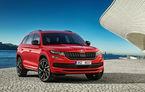 Skoda Kodiaq Sportline poate fi comandat și în România: SUV-ul cehilor are motor diesel de 190 CP, iar prețurile pornesc de la 35.200 de euro