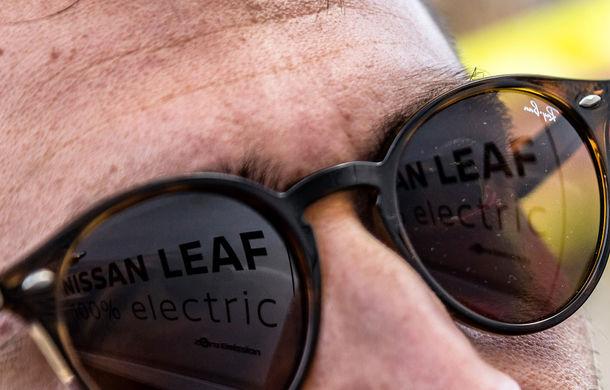 #ElectricChallenge: Nissan Leaf a parcurs București-Sibiu cu un singur plin al bateriei - Poza 9
