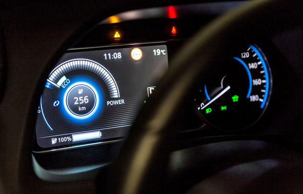 #ElectricChallenge: Nissan Leaf a parcurs București-Sibiu cu un singur plin al bateriei - Poza 2