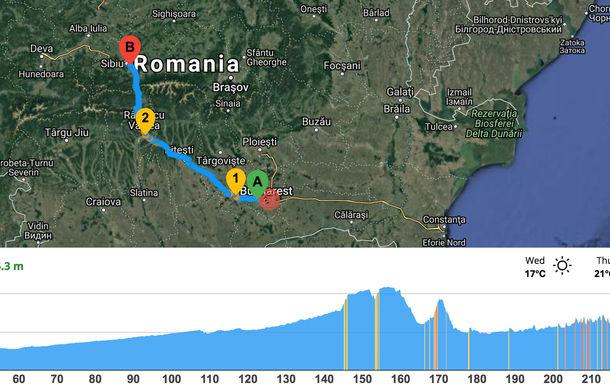 #ElectricChallenge: Nissan Leaf a parcurs București-Sibiu cu un singur plin al bateriei - Poza 33