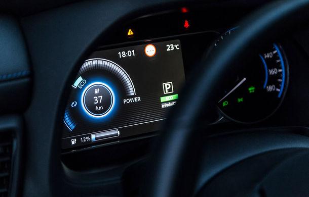 #ElectricChallenge: Nissan Leaf a parcurs București-Sibiu cu un singur plin al bateriei - Poza 27