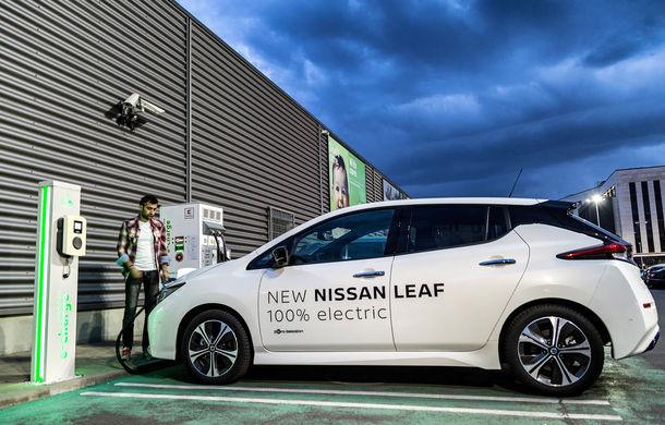 #ElectricChallenge: Nissan Leaf a parcurs București-Sibiu cu un singur plin al bateriei - Poza 31