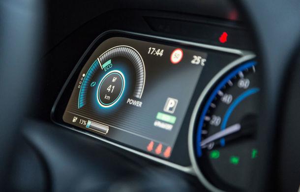 #ElectricChallenge: Nissan Leaf a parcurs București-Sibiu cu un singur plin al bateriei - Poza 23