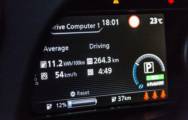 #ElectricChallenge: Nissan Leaf a parcurs București-Sibiu cu un singur plin al bateriei - Poza 30