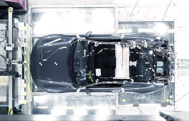 Polestar 1 a trecut primele teste de siguranță: structura din fibră de carbon a rezistat conform așteptărilor - Poza 2