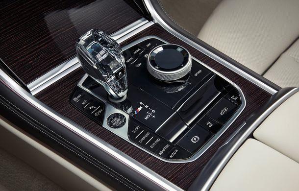 BMW Seria 8 Cabrio, poze și informații oficiale: motorizări de până la 530 CP și 15 secunde pentru plierea plafonului din material textil - Poza 54