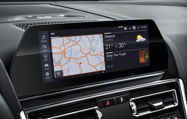 BMW Seria 8 Cabrio, poze și informații oficiale: motorizări de până la 530 CP și 15 secunde pentru plierea plafonului din material textil - Poza 44