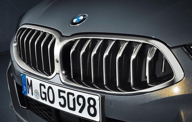BMW Seria 8 Cabrio, poze și informații oficiale: motorizări de până la 530 CP și 15 secunde pentru plierea plafonului din material textil - Poza 34