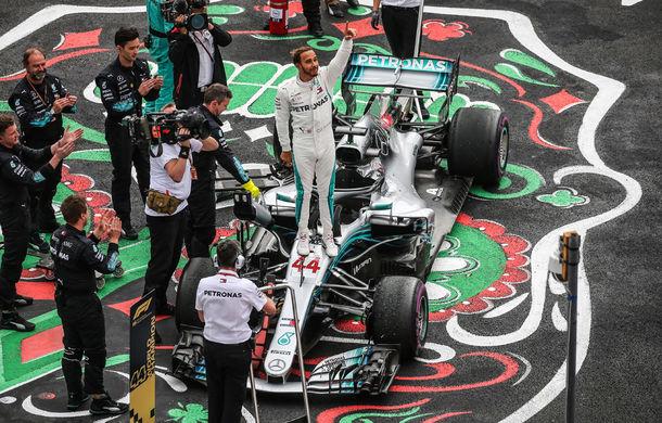 """Mercedes anticipează că Hamilton va rămâne la echipă și după 2020: """"Relația noastră poate dura la nesfârșit"""" - Poza 1"""
