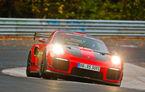 Porsche 911 GT2 RS MR a devenit cel mai rapid model de stradă de pe Nurburgring: modelul german a fost mai rapid decât Aventador SVJ cu aproape 5 secunde
