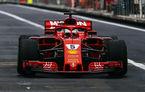 """Vettel: """"Ferrari nu a avut un monopost dominat la nicio cursă din 2018"""""""