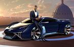 Inovație Audi: noul concept electric RSQ e-tron, prezentat exclusiv în filmul de animație Spies in Disguise
