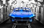 BMW a demarat producția noului Seria 8 Cabrio: decapotabila bavarezilor este asamblată în cadrul fabricii din Dingolfing, Germania