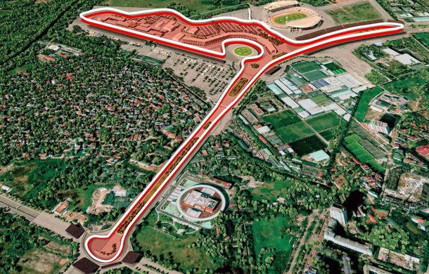 Vietnam va găzdui curse de Formula 1 din 2020: circuit stradal cu o linie dreaptă de 1.5 kilometri - Poza 1