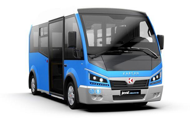 Autobuzul electric cu tehnologie de BMW i3: Karsan Jest Electric are autonomie de 210 kilometri și a primit comenzi inclusiv în România - Poza 11