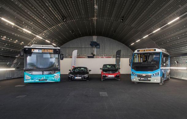 Autobuzul electric cu tehnologie de BMW i3: Karsan Jest Electric are autonomie de 210 kilometri și a primit comenzi inclusiv în România - Poza 10
