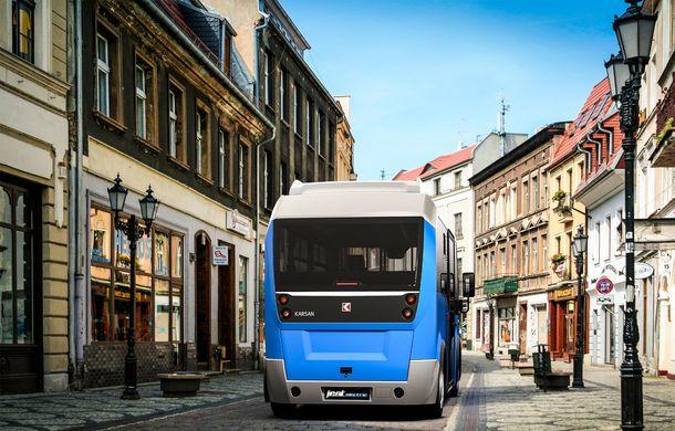 Autobuzul electric cu tehnologie de BMW i3: Karsan Jest Electric are autonomie de 210 kilometri și a primit comenzi inclusiv în România - Poza 5