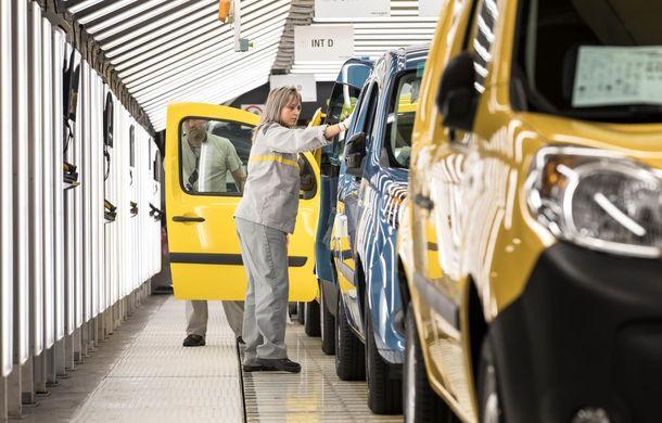 Extinderea alianței: Renault va produce vehicule comerciale pentru Nissan și Mitsubishi în Franța - Poza 1