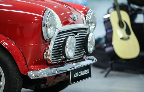 Auto Cobălcescu a inaugurat un showroom Mini în București: evenimentul a fost marcat prin lansarea unui proiect de artă - Poza 15