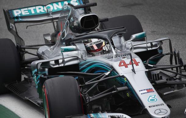 Hamilton a câștigat cursa de la Interlagos! Mercedes își păstrează titlul la constructori - Poza 1