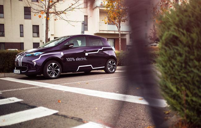 Test drive Renault ZOE facelift