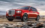Rolls-Royce Cullinan a debutat în România: cel mai scump SUV de serie din lume are un preț de pornire de peste 315.000 de euro