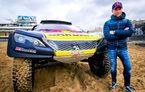 """Sebastien Loeb și-a prezentat mașina cu care va concura la Raliul Dakar 2019: """"Sunt motivat de lipsa de presiune"""""""