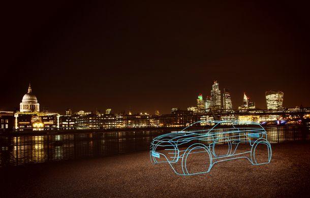 Update: Un nou teaser cu viitorul Range Rover Evoque: SUV-ul britanicilor debutează în 22 noiembrie - Poza 3