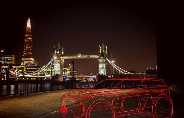 Update: Un nou teaser cu viitorul Range Rover Evoque: SUV-ul britanicilor debutează în 22 noiembrie - Poza 6
