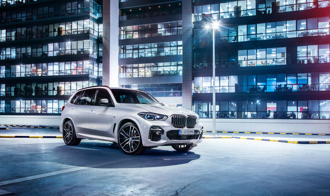 Test drive BMW X5