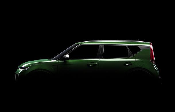 Update: Teasere noi cu viitoarea generație Kia Soul: modelul producătorului asiatic debutează la finalul lunii noiembrie - Poza 1