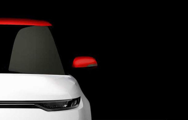 Un nou teaser cu viitorul Kia Soul: partea frontală, parțial dezvăluită - Poza 1