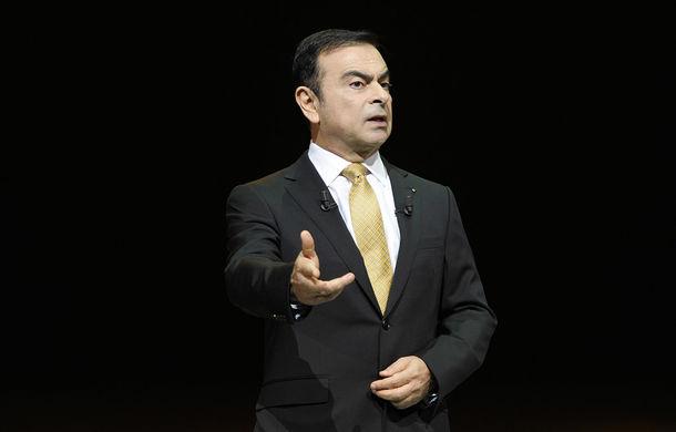 Șeful Renault-Nissan a fost arestat în Japonia: Carlos Ghosn a mințit în declarația de venituri - Poza 1