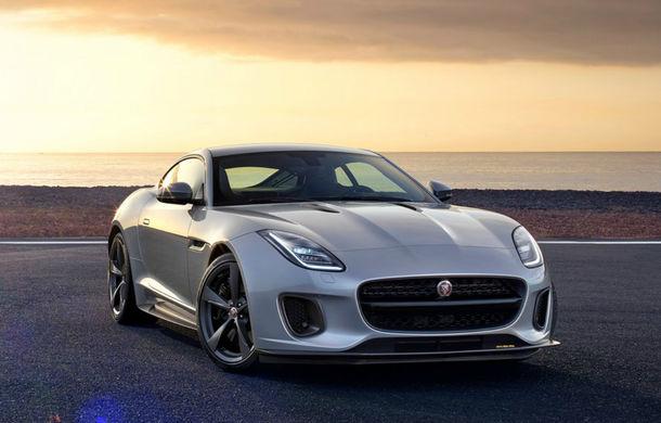 """Jaguar F-Type ar putea primi versiune 100% electrică până în 2021: """"Mașinile sport nu sunt într-o zonă de creștere, dar există un viitor pentru F-Type"""" - Poza 1"""