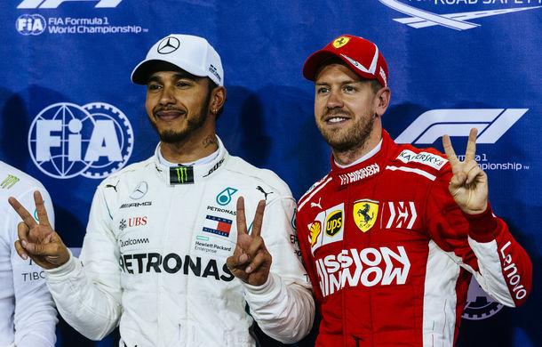 """Vettel are nevoie de o pauză după sezonul 2018: """"A fost un an dificil"""" - Poza 1"""
