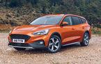 Prețuri pentru noul Ford Focus Active: start de la 20.300 de euro