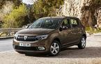 Vânzările Dacia au crescut cu 35% în Franța în luna noiembrie: Sandero, locul 5 în clasamentul pe modele