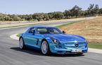 Mercedes-Benz SLS AMG Electric Drive ar putea avea un succesor: nemții nu exclud lansarea unui nou supercar electric