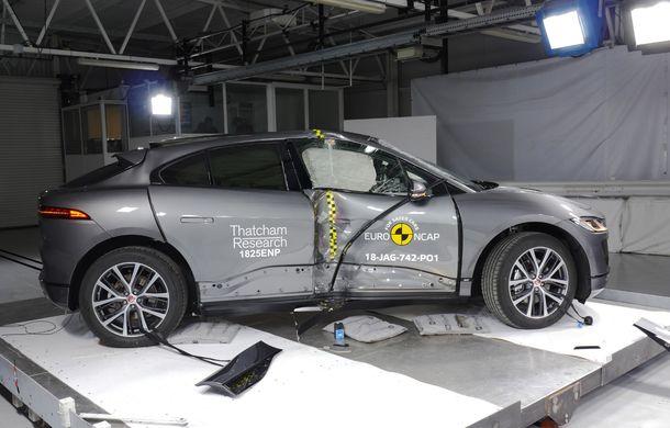 Noi rezultate Euro NCAP: o stea pentru noul Jeep Wrangler, niciuna pentru Fiat Panda. Alte 7 modele au primit calificativ maxim - Poza 28
