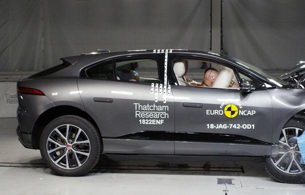 Noi rezultate Euro NCAP: o stea pentru noul Jeep Wrangler, niciuna pentru Fiat Panda. Alte 7 modele au primit calificativ maxim - Poza 37