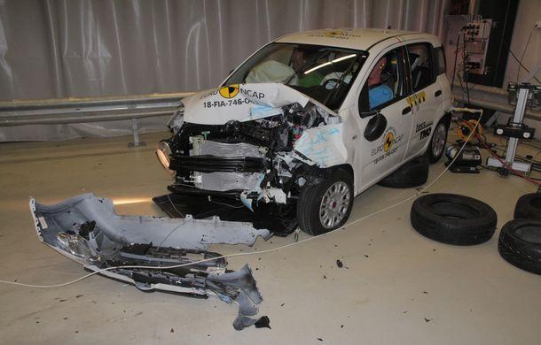 Noi rezultate Euro NCAP: o stea pentru noul Jeep Wrangler, niciuna pentru Fiat Panda. Alte 7 modele au primit calificativ maxim - Poza 21