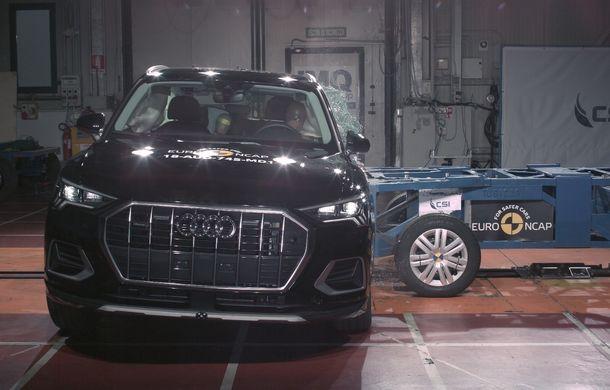 Noi rezultate Euro NCAP: o stea pentru noul Jeep Wrangler, niciuna pentru Fiat Panda. Alte 7 modele au primit calificativ maxim - Poza 2
