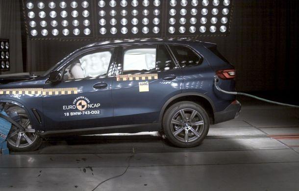 Noi rezultate Euro NCAP: o stea pentru noul Jeep Wrangler, niciuna pentru Fiat Panda. Alte 7 modele au primit calificativ maxim - Poza 11